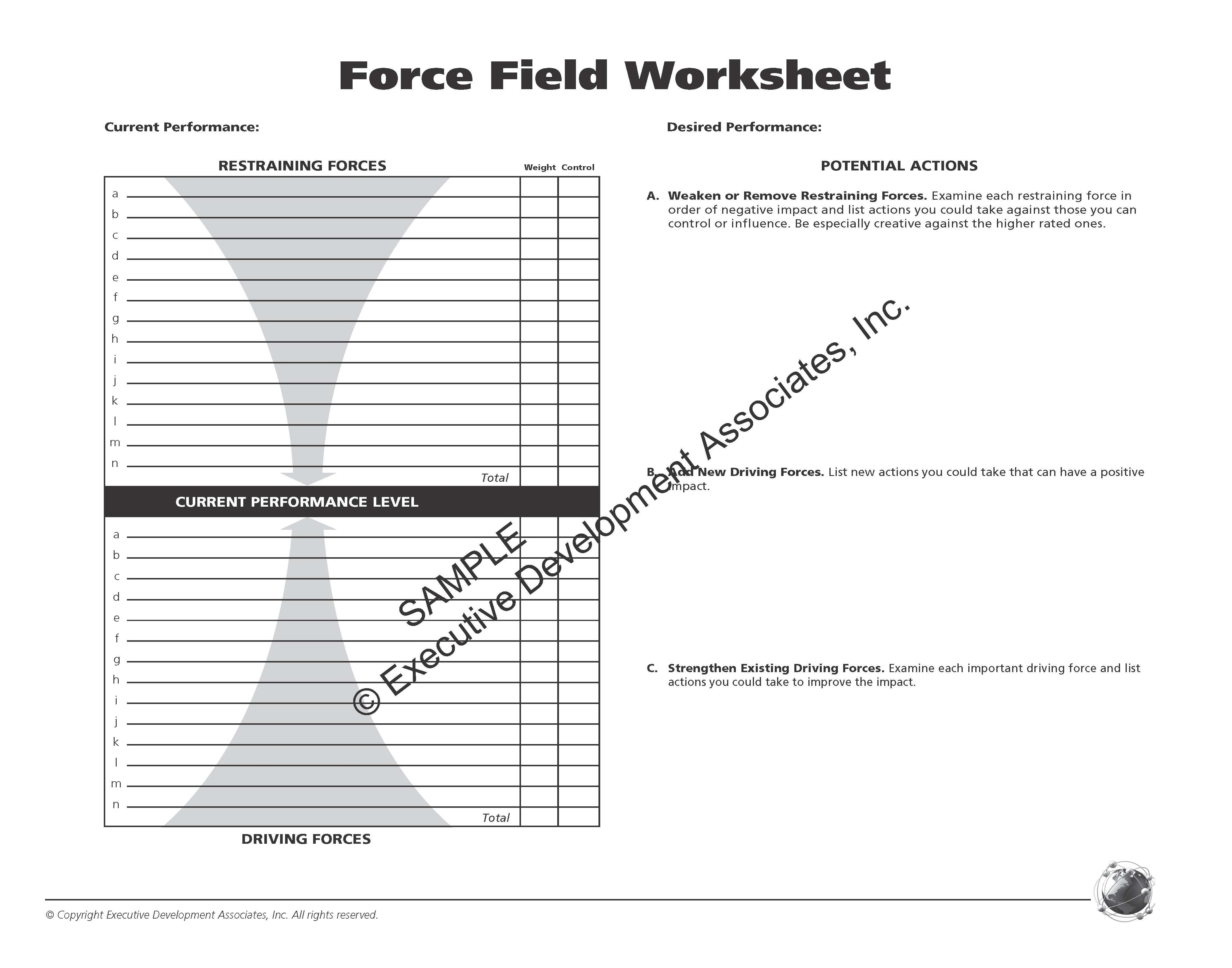 Force field analysis wall chart eda online solutions force field analysis wall chart pooptronica Gallery