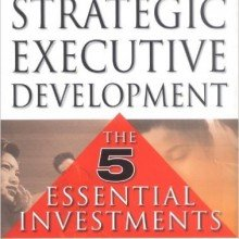 Strategic Executive Development